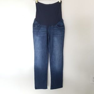 Oh! Mamma Maternity Jeans Full Panel, size S
